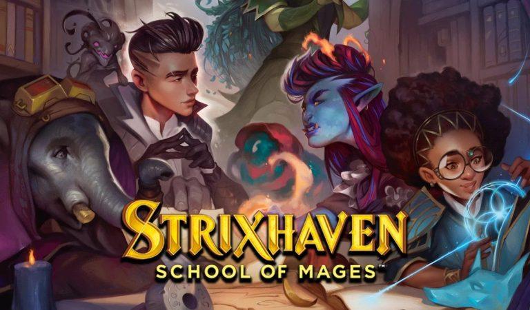 Llega la academia de magos a 'Magic: the Gathering Arena' con 'Strixhaven'