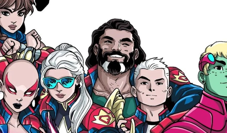 Marvel Cómics anuncia 'Marvel's Voices: Pride'