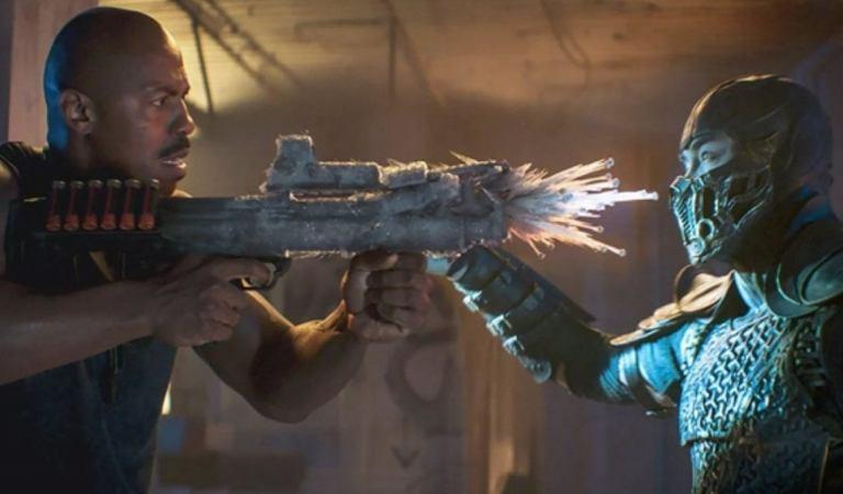 [VIDEO] Nuevo clip de 'Mortal Kombat' nos muestra a Sub-Zero y Jax en acción