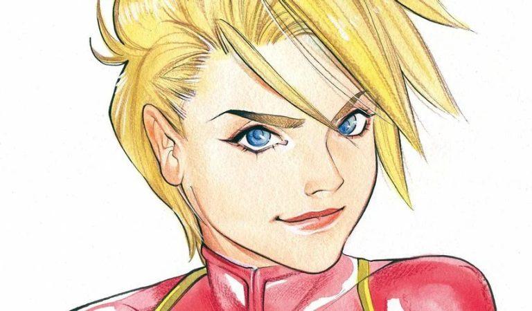 Peach Momoko convierte en anime a los héroes de Marvel en sus nuevas portadas