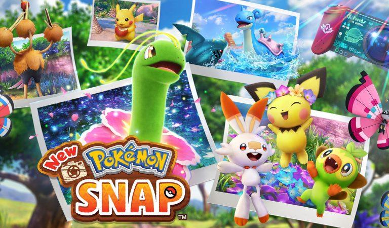 Conoce la historia y más detalles de 'Pokémon Snap'