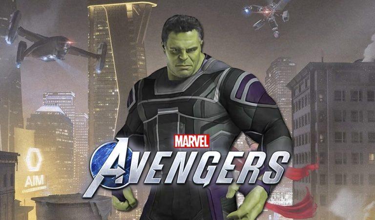 Filtran la llegada del 'Profesor Hulk' del UCM a 'Marvel's Avengers'