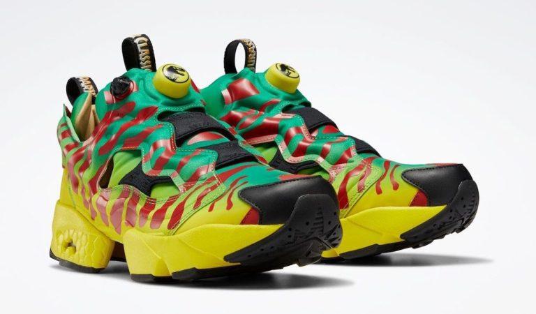 Conoce los Sneakers de Reebok en colaboración por Jurassic Park