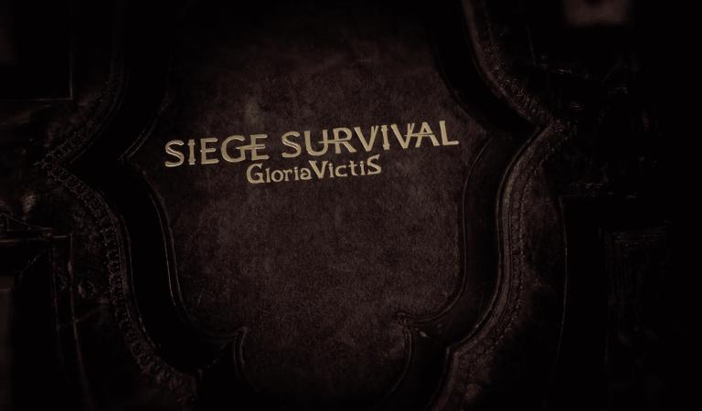 [VIDEO] Tráiler y gameplay de Siege Survival: Gloria Victis
