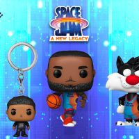 Llegan los primeros Funko Pop de 'Space Jam: A New Legacy'
