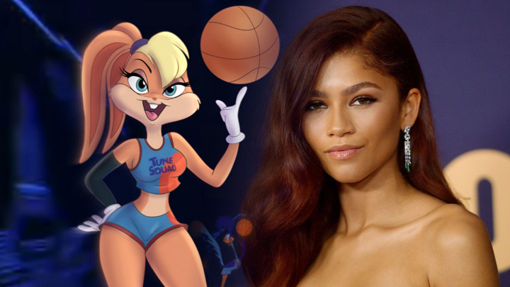 Zendaya le dará voz a Lola Bunny en 'Space Jam: A New Legacy'