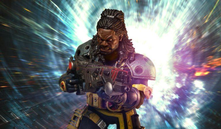 Mezco Toyz presentan su nueva figura de Bishop de los X-Men