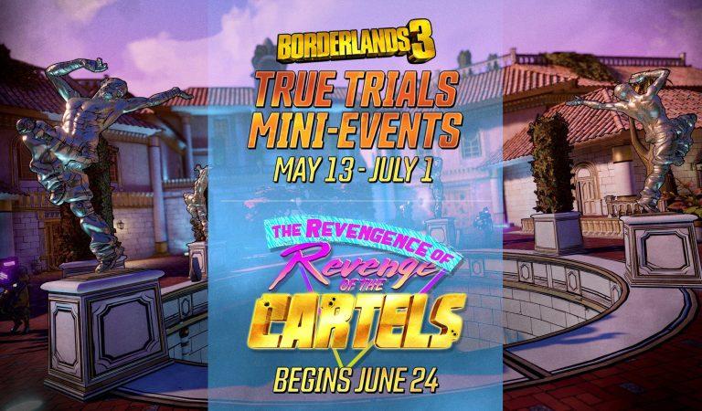 Un nuevo evento en Borderlands 3 comienza hoy
