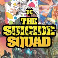 El cómic de 'The Suicide Squad' presenta sus portadas basadas en la película