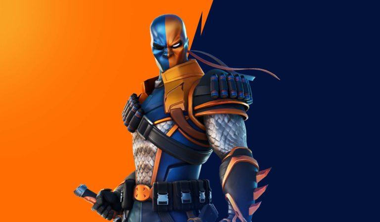 El skin de Deathstroke llegará a Fornite