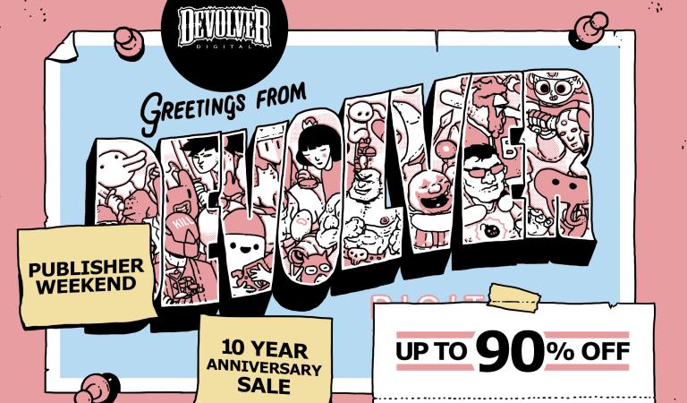 La 'Devolver Digital Publisher Weekend' llega con grandes descuentos a Steam