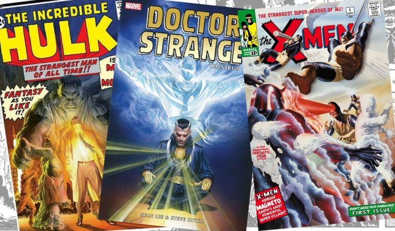 Hulk, Doctor Strange y X-Men llegarán a 'Marvel Omnibuses' en 2022