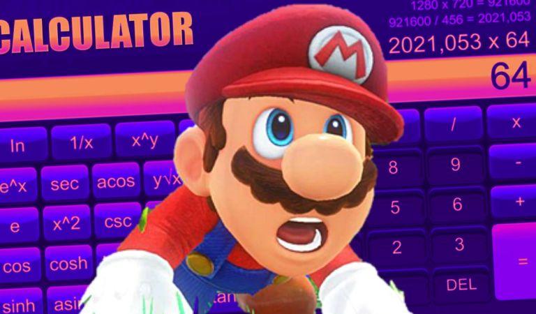 Llega la aplicación de calculadora a Nintendo Switch por $200 pesos