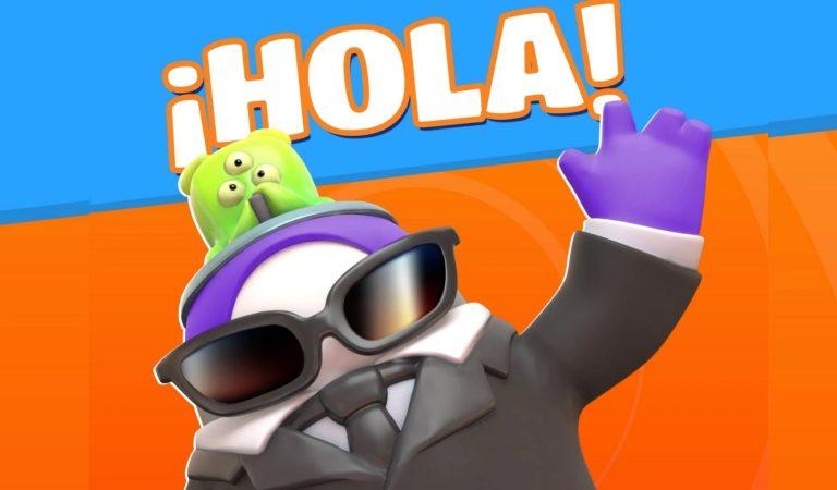 Fall Guys estrena su cuenta de Twitter en español