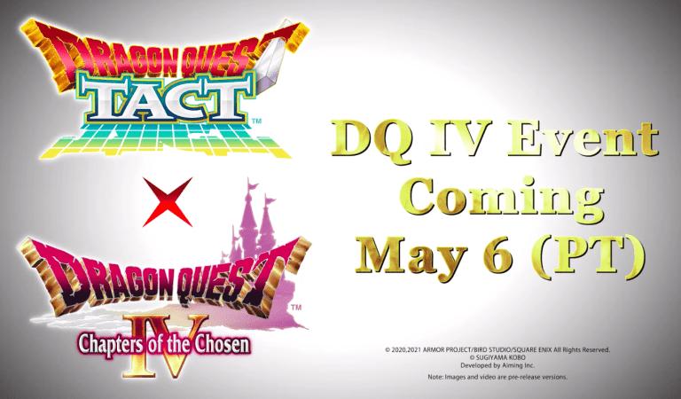 [VIDEO] Dragon Quest Tact comienza evento crossover con Dragon Ques