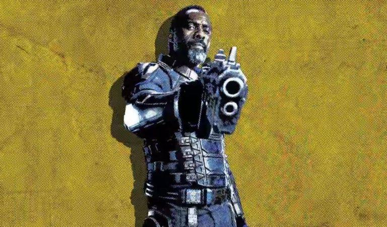 James Gunn revela una nueva imagen de Idris Elba en 'The Suicide Squad'