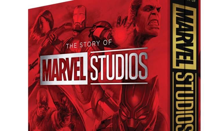Marvel lanza un libro de la historia de todo su Universo Cinematográfico