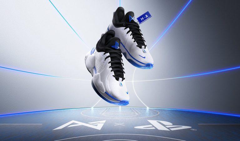 [VIDEO] Nike presenta sus sneakers en colaboración con PS5
