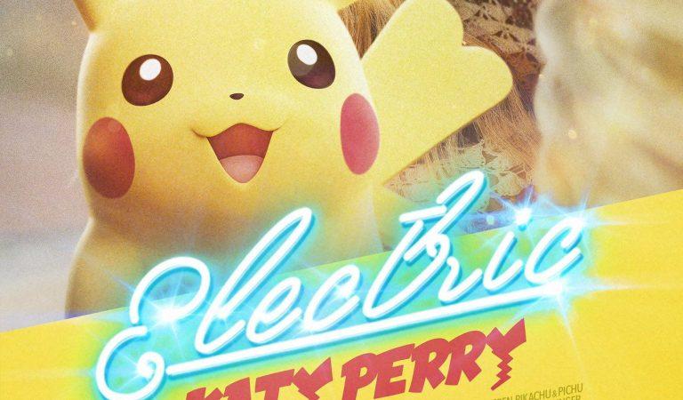 Pokémon y Katy Perry lanzarán el sencillo «Electric» este viernes