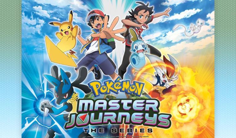 Anuncian nueva temporada de Pokémon Master Journeys