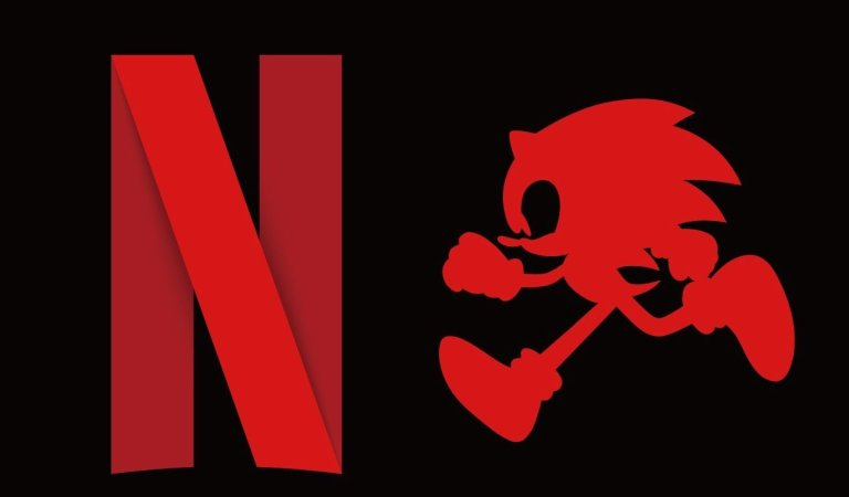 Conoce el logo de la serie de Sonic en Netflix
