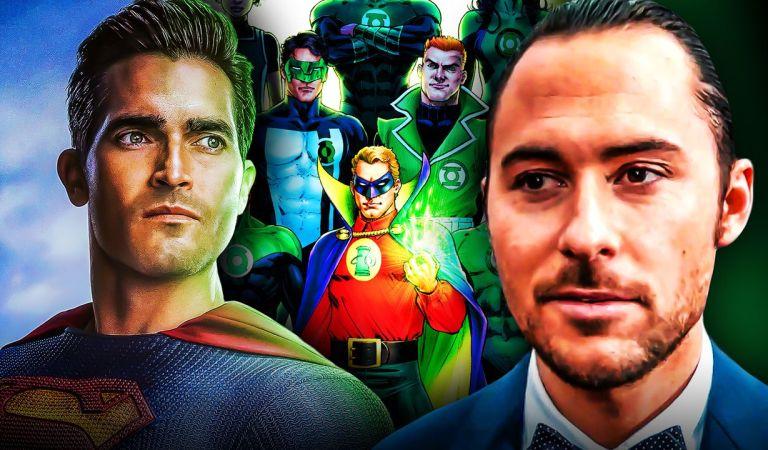 [RUMOR] El director de 'Superman and Lois', dirigirá el piloto de 'Green Lantern' para HBO Max