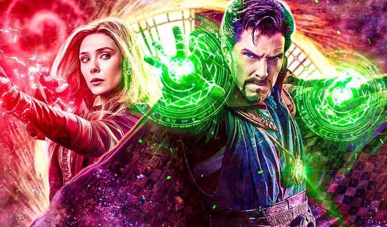 Dr. Strange creo los comerciales vistos en 'WandaVision'