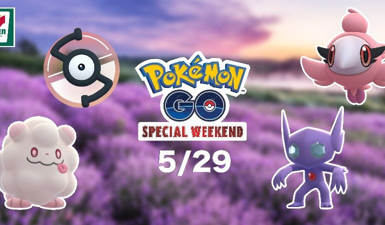 Llega un nuevo evento de Pokémon GO en colaboración con 7-Eleven