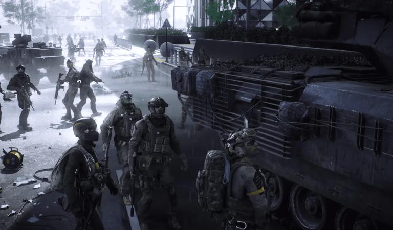 [VIDEO] Anuncian el nuevo título Battlefield 2042
