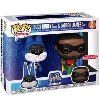 Bugs Bunny y LeBron se convierten en 'Batman y Robin' en un nuevo pack Funko Pop