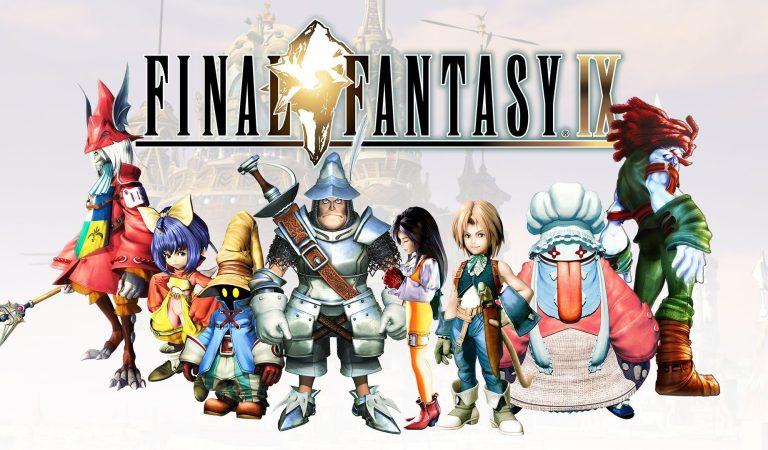 Anuncian serie animada de Final Fantasy IX