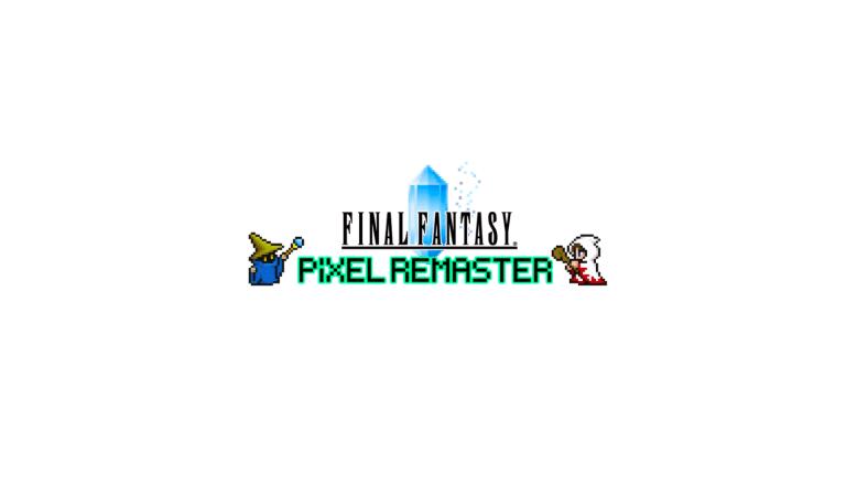 [VIDEO] Anuncian Pixel Remasters de Final Fantasy del 1 al 6