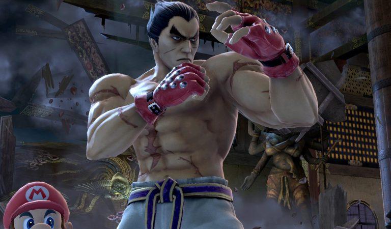 Masahiro Sakurai dará más detalles de Kazuya en Super Smash Bros.