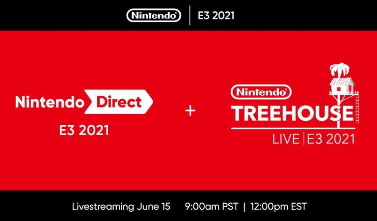 Nintendo anuncia detalles de su evento en la E3