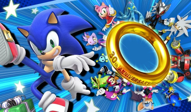 Super Smash Bros Ultimate tendrá contenido de Sonic the Hedgehog