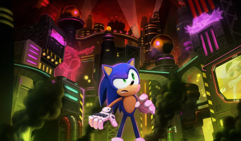 Filtran imágenes de la serie Sonic Prime