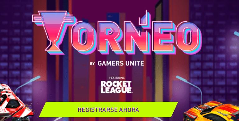 Anuncian segunda edición del torneo de Rocket League con Gamers Unite