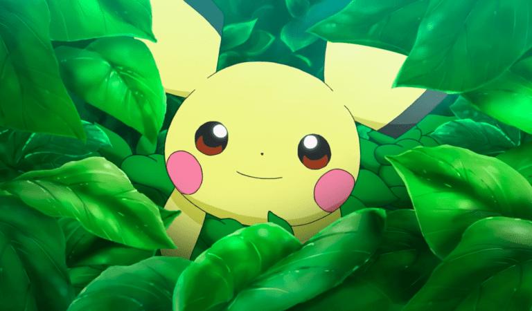 Viajes Pokémon llegará a Netflix muy pronto
