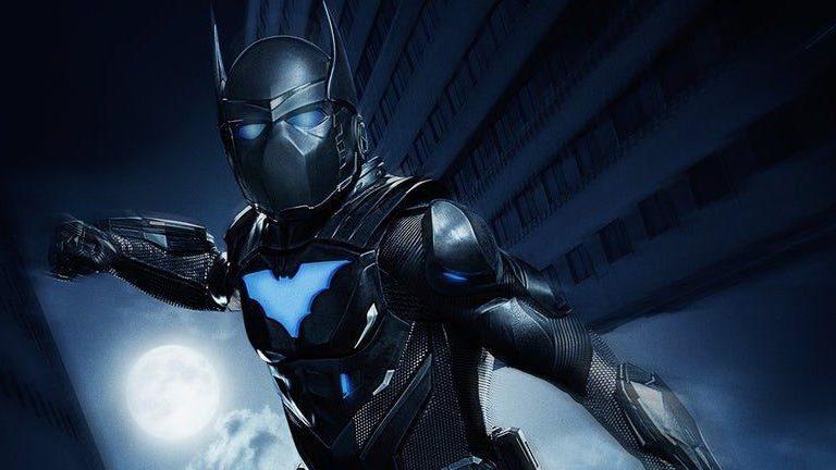 Primer vistazo oficial a Batwing de la serie Batwoman
