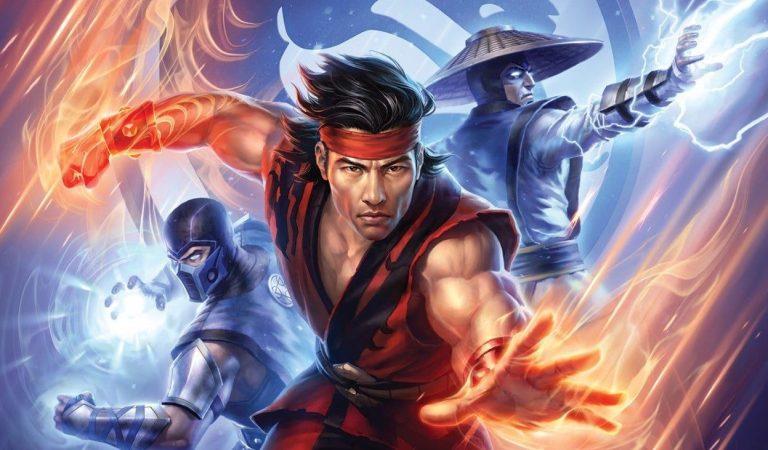 Fecha de estreno de Mortal Kombat Legends: Battle of the Realms