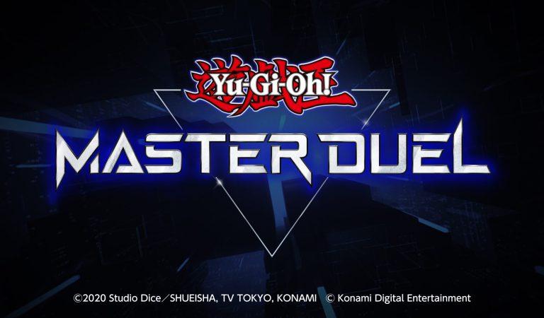 Konami reveló tres juegos nuevos de Yu-Gi-Oh!