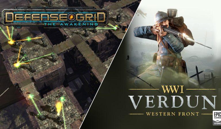 Conoce los juegos gratuitos de esta semana en Epic Games Store