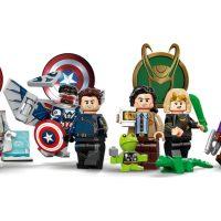 LEGO lanzará minifiguras de las series de Marvel