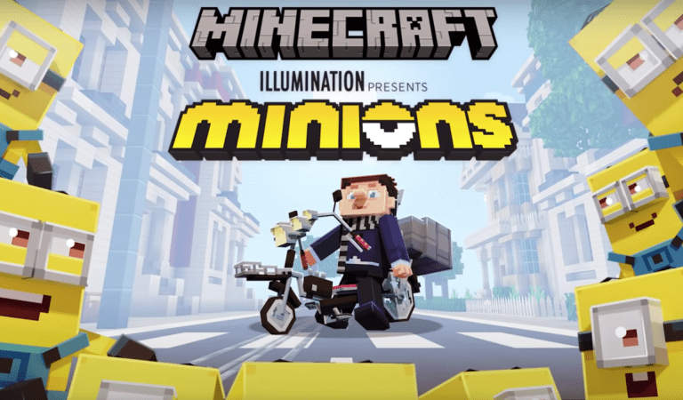 [VIDEO] Los Minions llegan a Minecraft