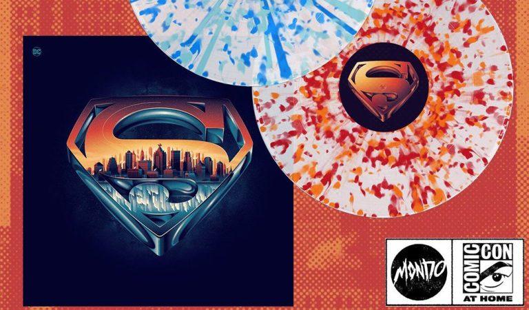 Lanzarán el soundtrack edición limitada en vinyl de Superman del 78