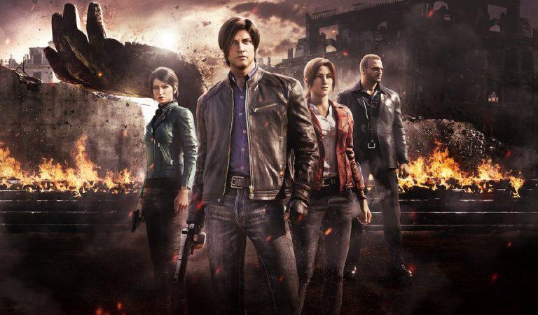 [SERIE] Resident Evil: La Tiniebla Infinita(2021)