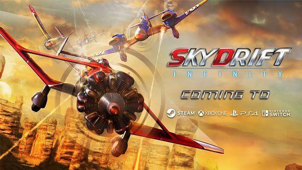 [VIDEO] Skydrift Infinity debutará este mes a consolas