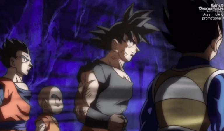 [VIDEO] Avance del próximo pisodio de Super Dragon Ball Heroes