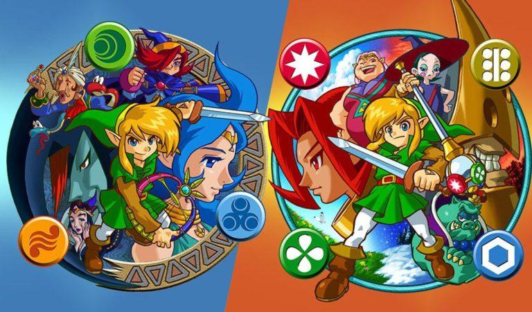 [RUMOR] Nintendo está trabajando en remakes The Legend of Zelda