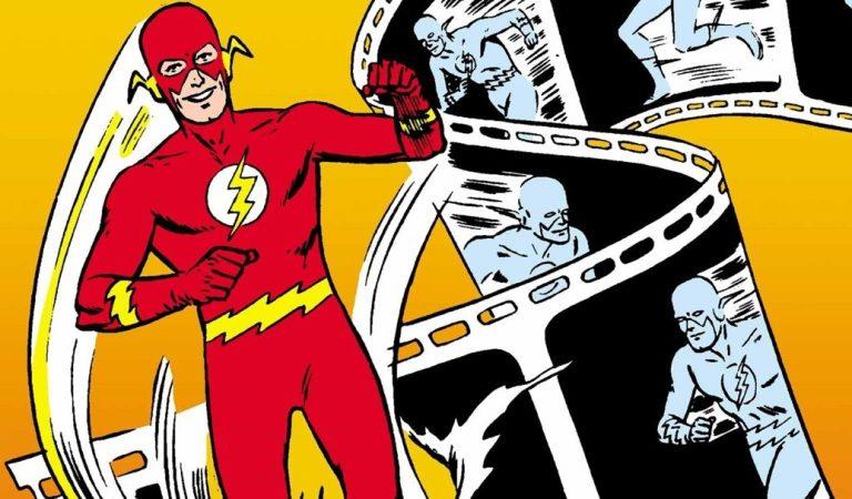 [EDITORIAL] The Flash cumple 65 Años